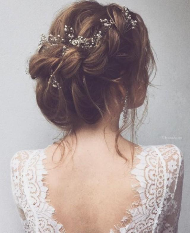 Hairstyle Wedding : Ulyana Aster Wedding Hairstyle Inspiration #2690643 - Weddbook