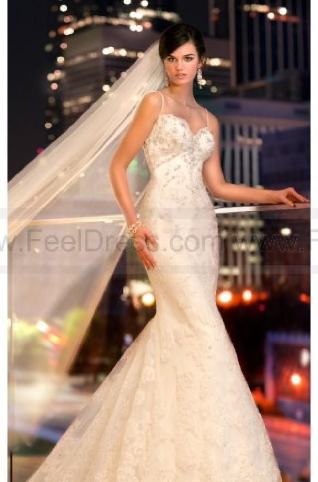 line beaded lace overlay beach wedding dresses bridal gown with