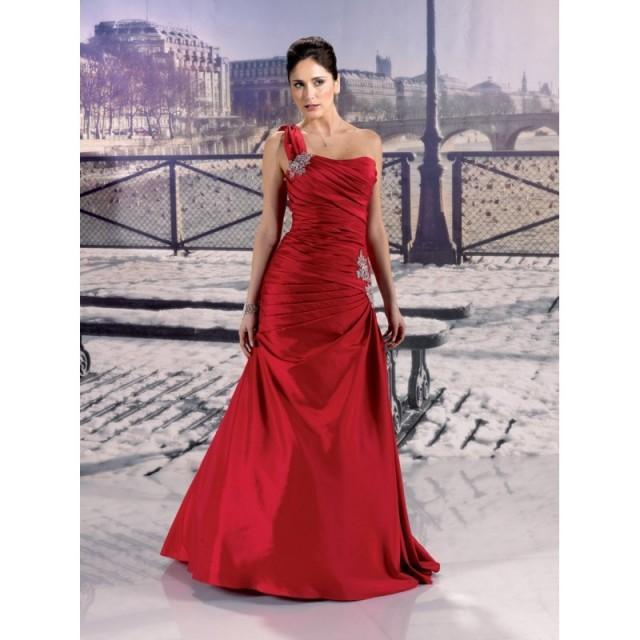 Miss paris 133 14 red superbes robes de mari e pas cher for Concepteur de robe de mariage de san francisco
