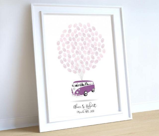 Vintage Wedding Gifts For Bride And Groom : ... wedding-presents-campervan-personalised-gifts-bride-and-groom-vintage