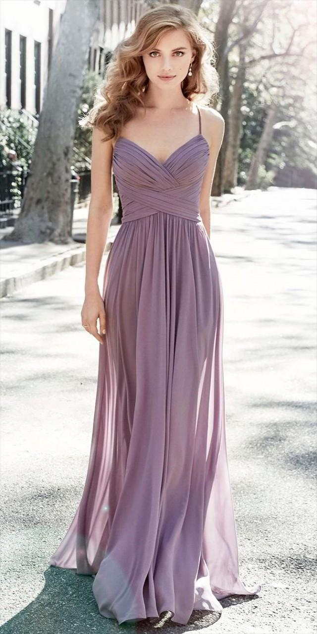 wedding photo - Hayley Paige Occasions Spring 2017 Bridesmaids Dresses