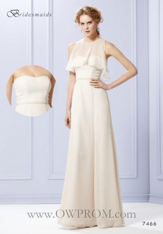 wedding photo - Eden 7466 Bridesmaid Dresses - OWPROM.com