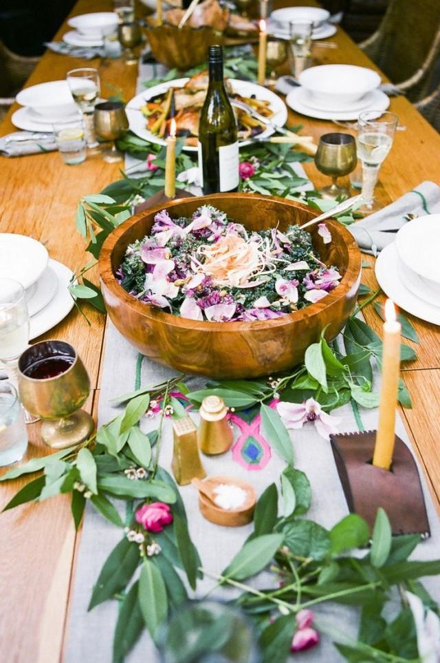 5 raisons d 39 opter pour la tendance des plats partager for Idee repas a partager