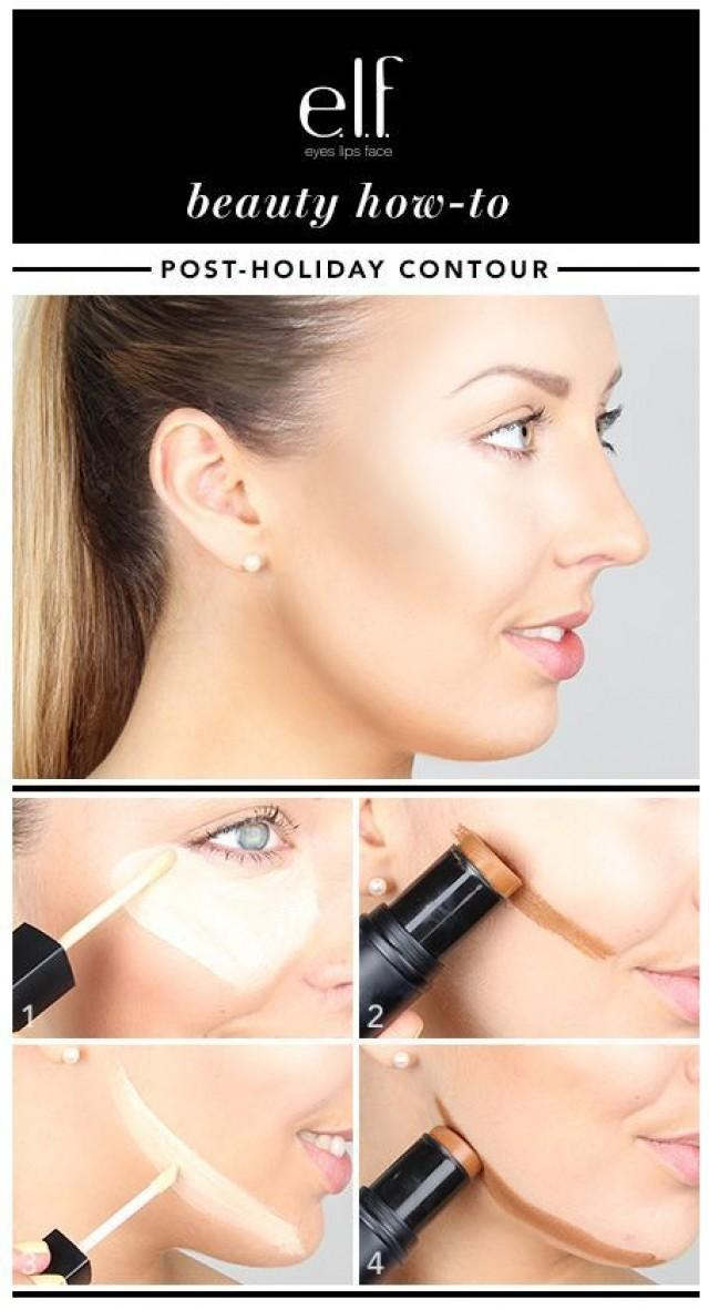 Toronto, Calgary, Edmonton, Montreal, Vancouver, Ottawa, Winnipeg, ON: Simple Trick To Contour Your Face In 4 Steps
