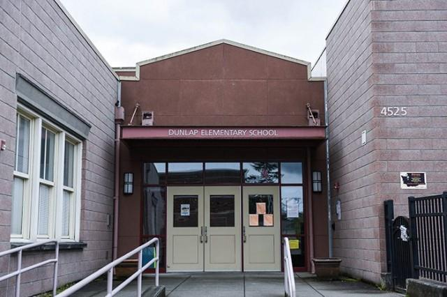 STATE Bag Drop at Dunlap Elementary