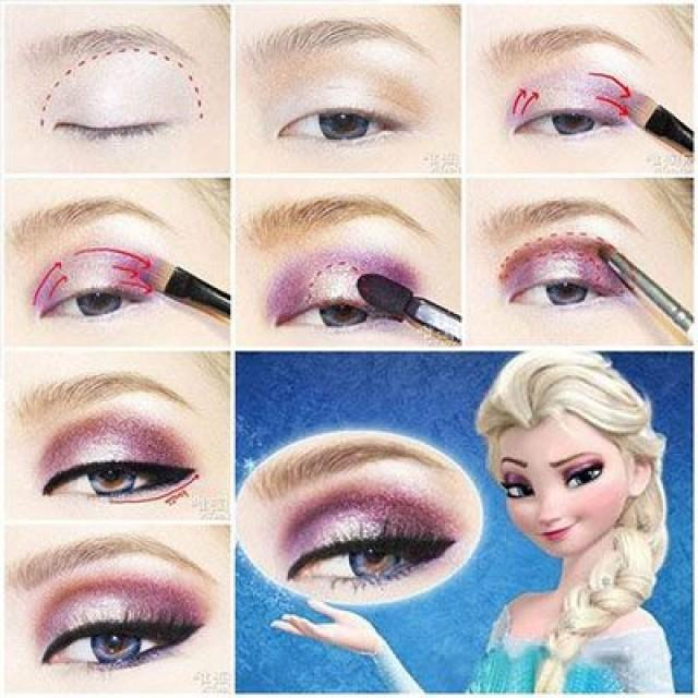 Как легко сделать ребенку макияж
