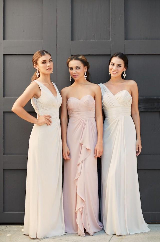 Vow To Be Chic: Designer Bridesmaid Dresses You Rent - MODwedding ...