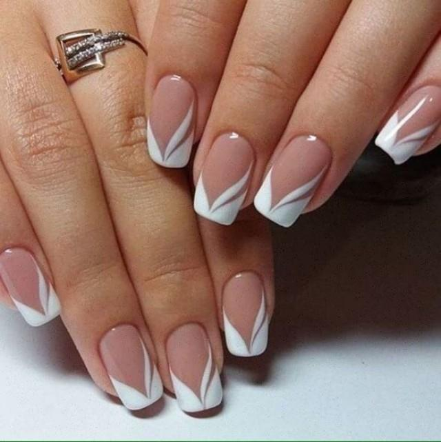 wedding photo - 28 Nail Art Designs ❣ Perfect For Spring Time