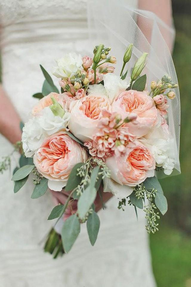 27 Glamorous Blush Wedding Bouquets That Inspire #2715507 ...