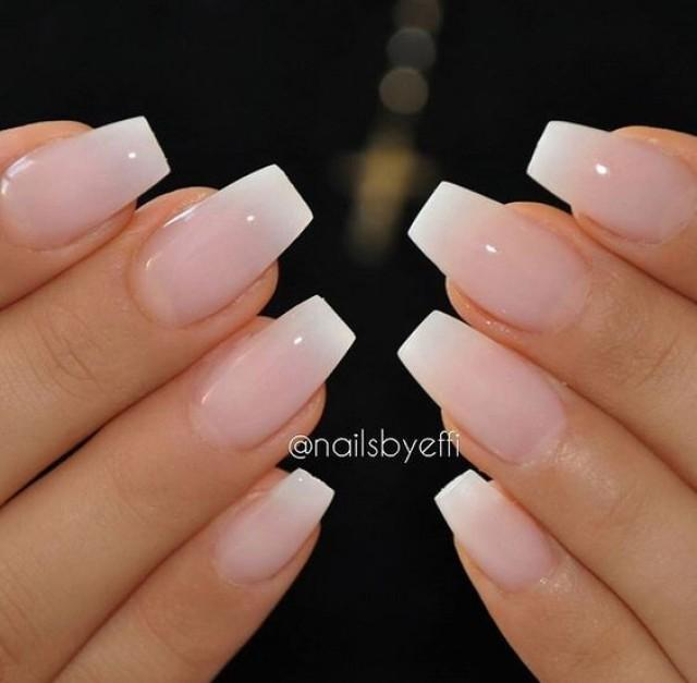 36 amazing french manicure designs cute french nail art 2017 36 amazing french manicure designs cute french nail art 2017 2718092 weddbook prinsesfo Images