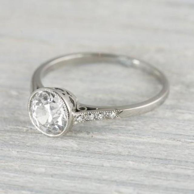 wedding photo - The Best Kind Of Bespoke Diamond Design