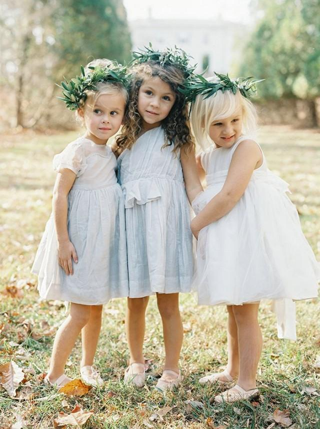 31-lovely Spring-flower-girls - Once Wed