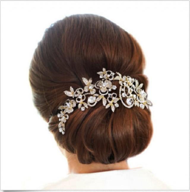 Свадебные заколки для волос купить