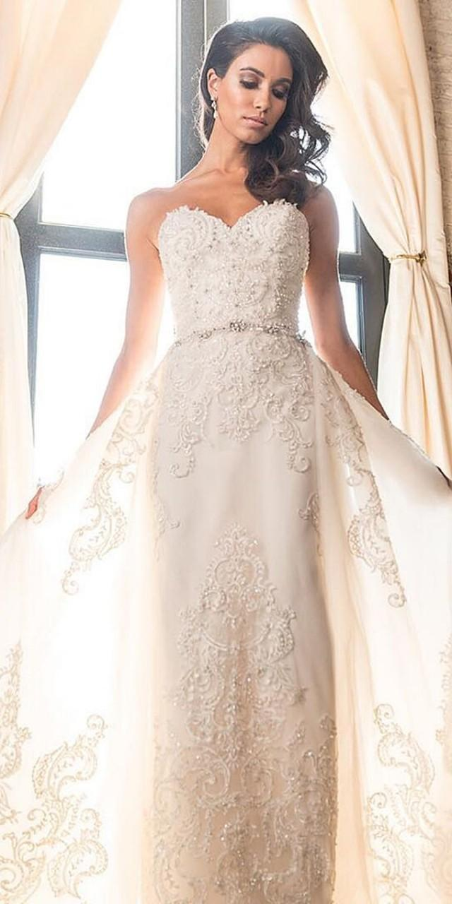 2017 collections from top wedding dress designers 2721871 for Top wedding dress designers 2017