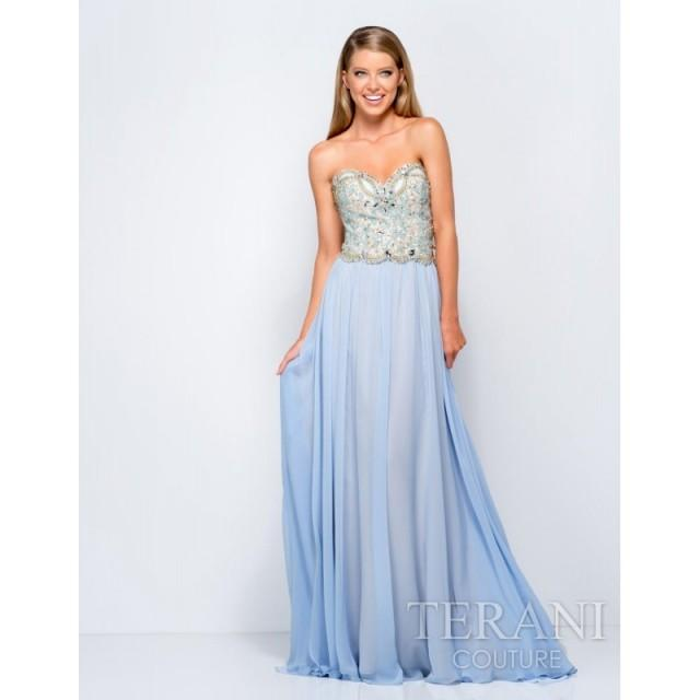 Terani Prom 151P0031 Skyblue,Lilac Dress - The Unique Prom Store