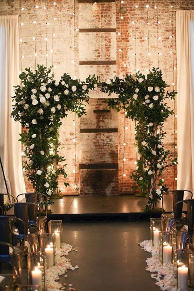 Wedding S New York City : New york city wedding at the green building in brooklyn