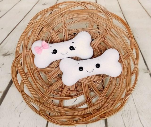 Cute Bone Dog Christmas Decorations Gift For Dog Lover Christmas Gifts For Kids Dog Party Favours Puppy Party Decorations Bone Puppy Shower