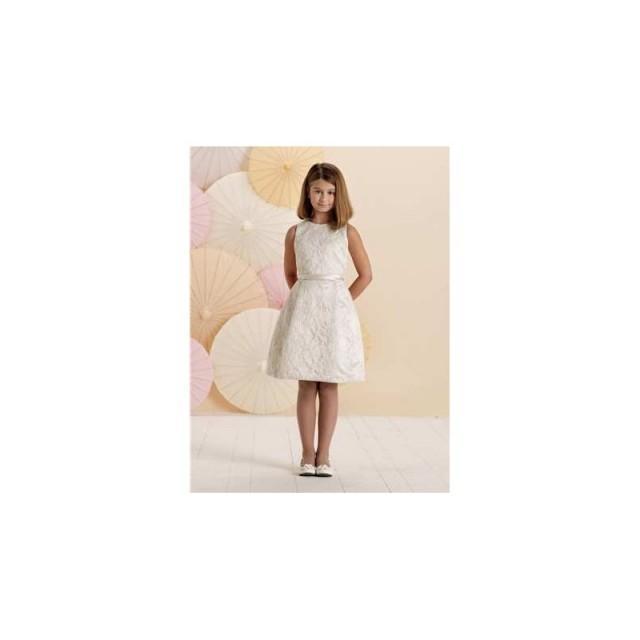 Joan Calabrese by Mon Cheri Flower Girl Dress Style No. 214384 - Brand Wedding Dresses