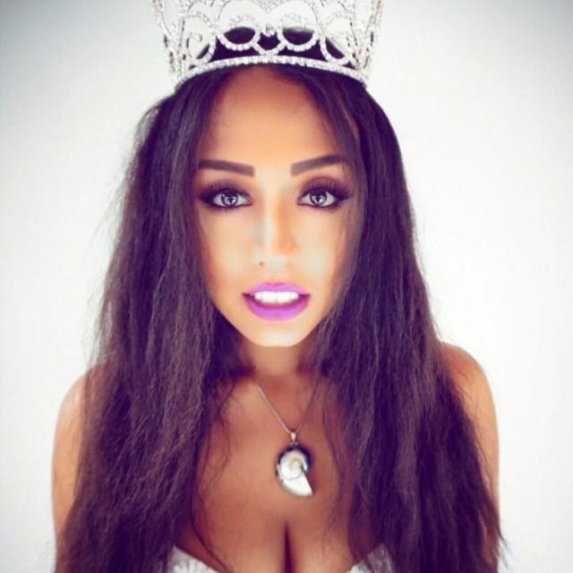 La Miss que renunció a su corona porque le pidieron que adelgazase