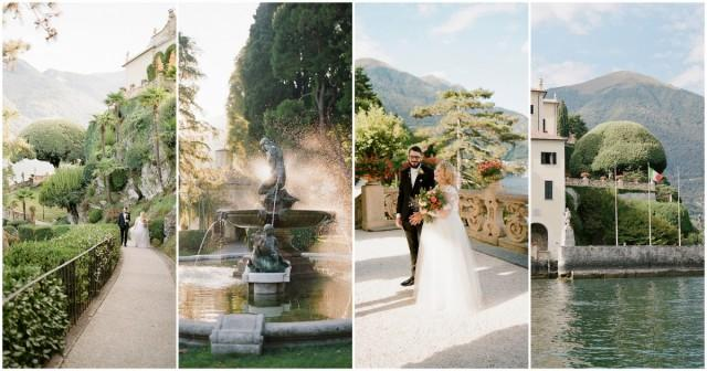 An Intimate, Epic Lake Como Elopement {Rochelle Cheever Photography}