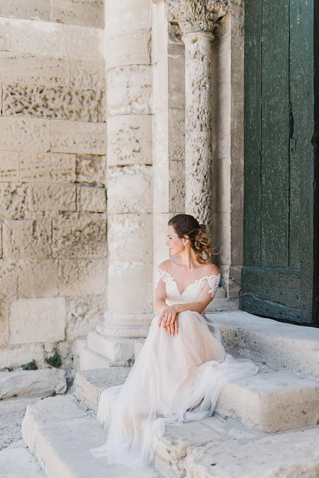 Elegant Provence Destination Wedding