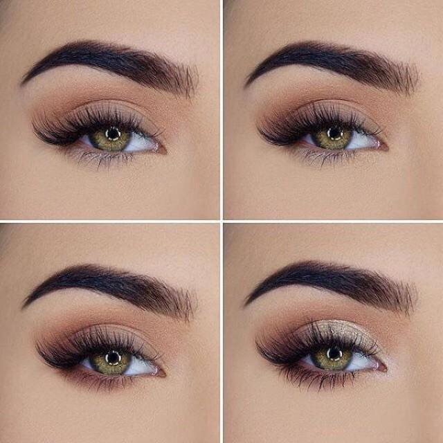 Soft Smokey Eye Makeup