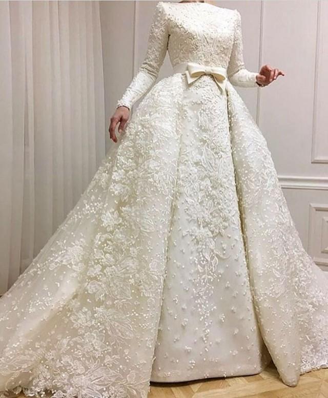 wedding photo - Lace Dress