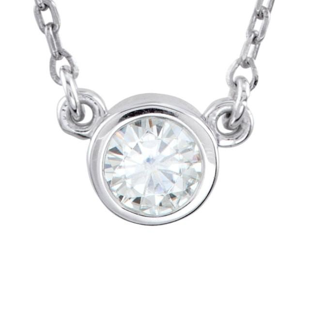 wedding photo - Raven Fine Jewelers, GIA 0.75 Carat Round Diamond Bezel Solitaire Pendant Necklace, Anniversary Gifts for Women, Fine Jewelry Gifts, Custom Jewelers, Christmas - $4350.00 USD