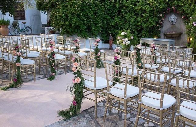 wedding photo - Ceremonias románticas