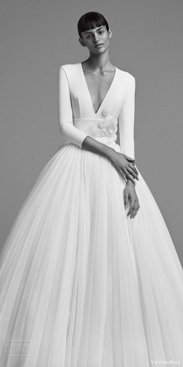 wedding photo - Viktor&Rolf Fall 2018 Wedding Dresses