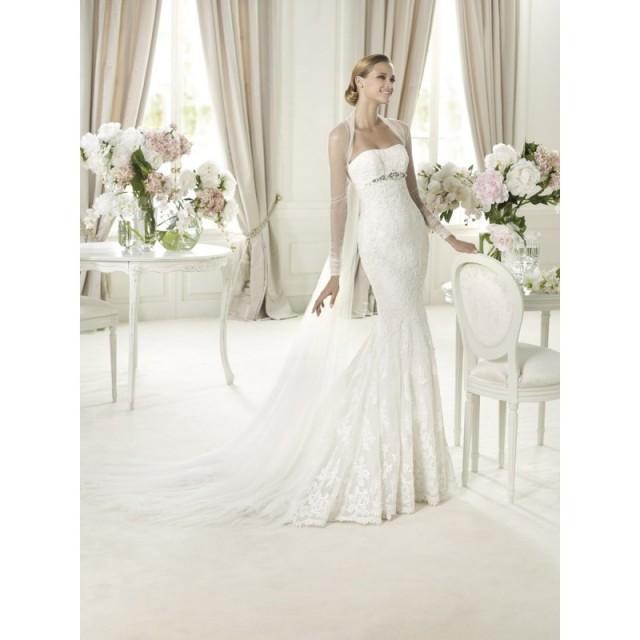 wedding photo - Pronovias, Silaba - Superbes robes de mariée pas cher