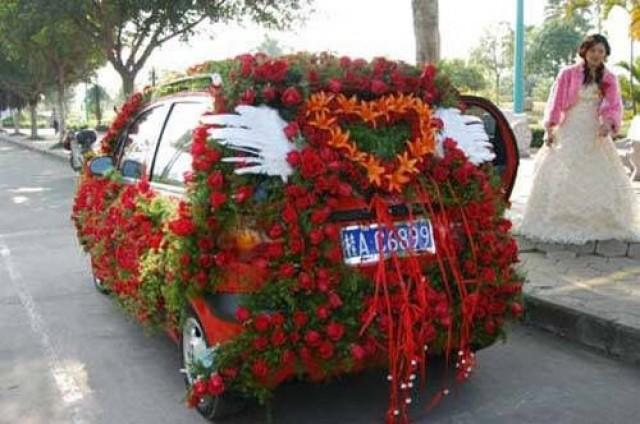Indian Wedding Cars