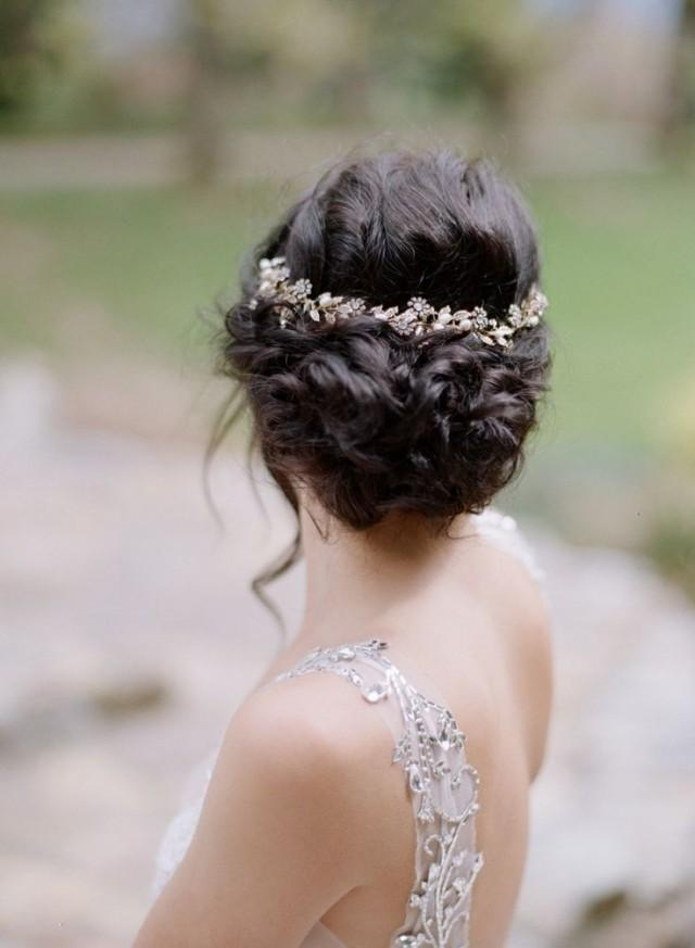 18 Beautiful Bridal Updos You Need To Consider