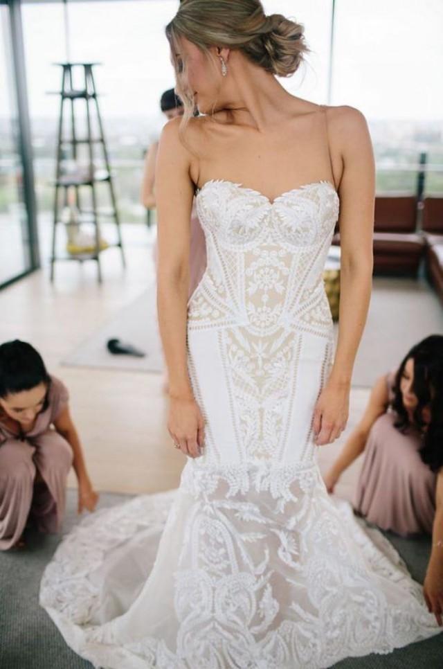 Don't Miss The Most Stylish Australian Wedding Ever
