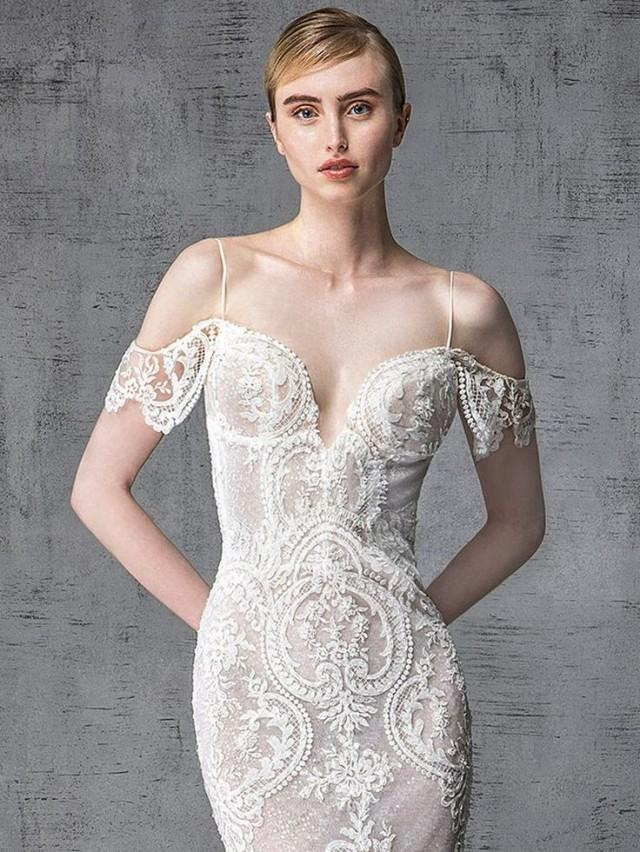 Victoria KyriaKides Spring 2019: Ethereal Dresses Inspired By Feminine Strength