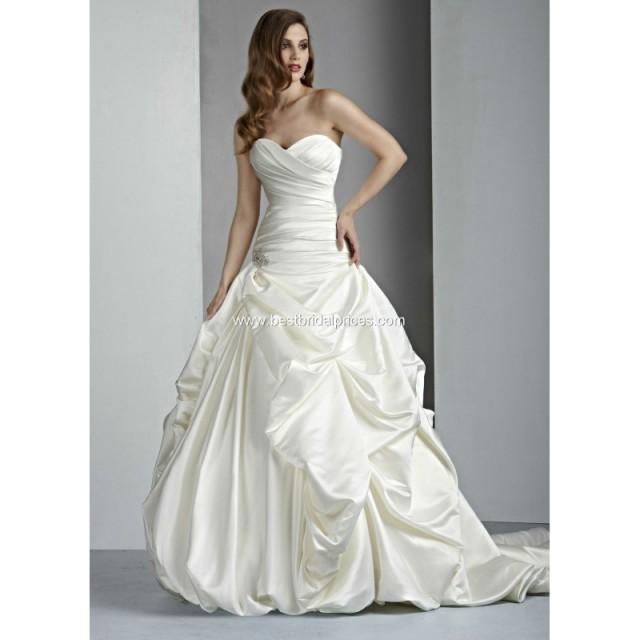 Davinci Wedding Dresses - Style 50004 - Formal Day Dresses