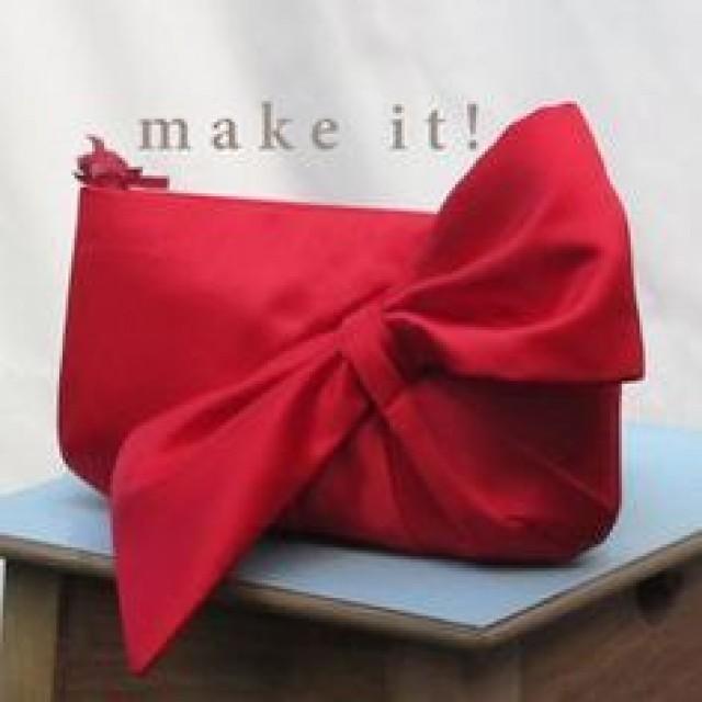 The Caroline Clutch Bag