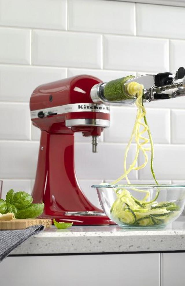 KitchenAid Mixer & ALL Of The Fab Attachments!
