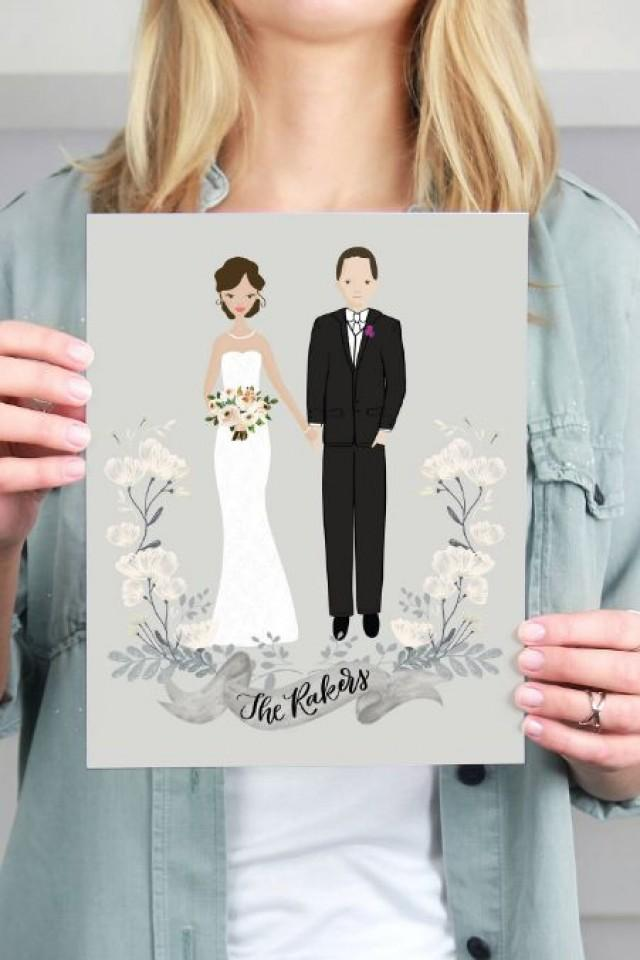 This Timeless Keepsake Is Completely Customized From Top To Bottom. Perfect For Displaying At Weddings And Then In Your Home For Years To Come. #We…