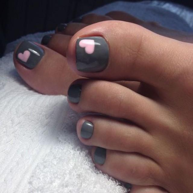 Easy Toe Nail Art Idea Tap The Link Now To Find The Hottest Products For Better Beauty!