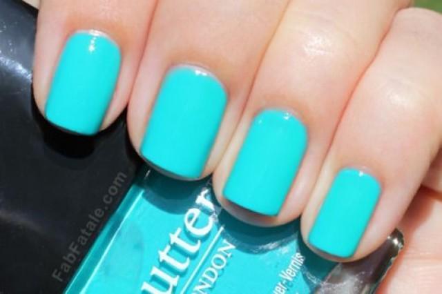 Manicure Mondays - Butter London S/s 2012
