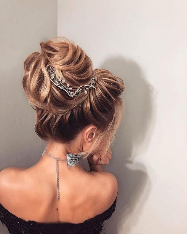 wedding photo - cyber week sale rhinestone chain hair accessory Swarovski bridal headpiece Braut haarschmuck bohemian headband mermaid hair pieces gatsby
