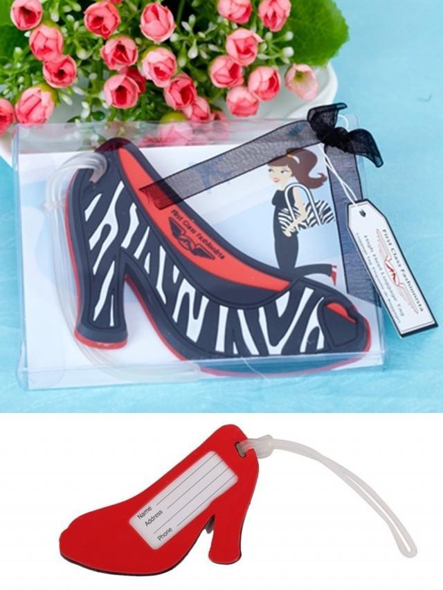 wedding photo - بطاقة تعريف للامتعة - مناسبة كهدية ، بتصميم عصري لطيف at BeterWedding, Cash on Delivery Shopping! الدفع عند الاستلام
