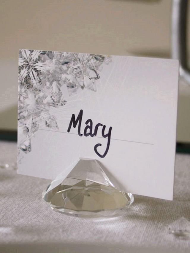 wedding photo - حامل بطاقة ( قطعة واحدة) - بتصميم شفاف عصري، مناسب لحفلات الزفاف : التخليص الجمركي محظور الرئيسية كلمات : لا شيء at BeterWedding on Delivery Shopping! الدفع عند الاستلام