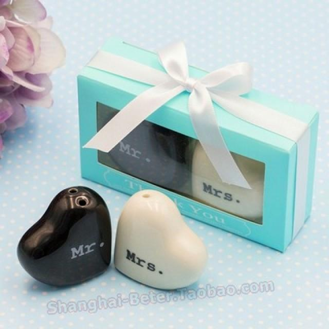wedding photo - 倍樂禮品®生日禮品女生少女心薄荷綠禮物情侶調味罐組幸福感小禮物TC033