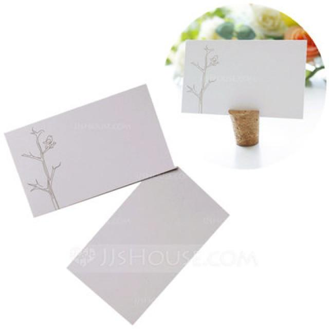 wedding photo - BeterWedding Lovebirds Design Blank Cards DIY Wedding Decor Materials