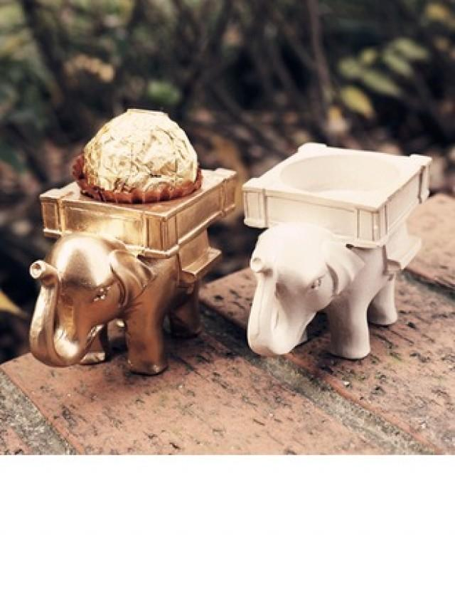wedding photo - BeterWedding Lovely Elephant Resin Creative Gifts   http://Shanghai-Beter.Taobao.com