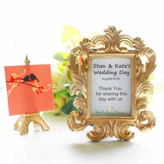 wedding photo - BeterWedding DIY Gold Baroque Photo Frame Wedding Decoration  http://Shanghai-Beter.Taobao.com
