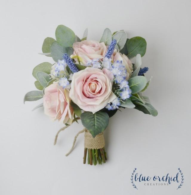 Bridesmaid Bouquet, Wedding Flowers, Silk Bridesmaid Bouquet, Bridesmaid Bouquets, Artificial Bouquet, Wedding Bouquet, Wedding Flower Set