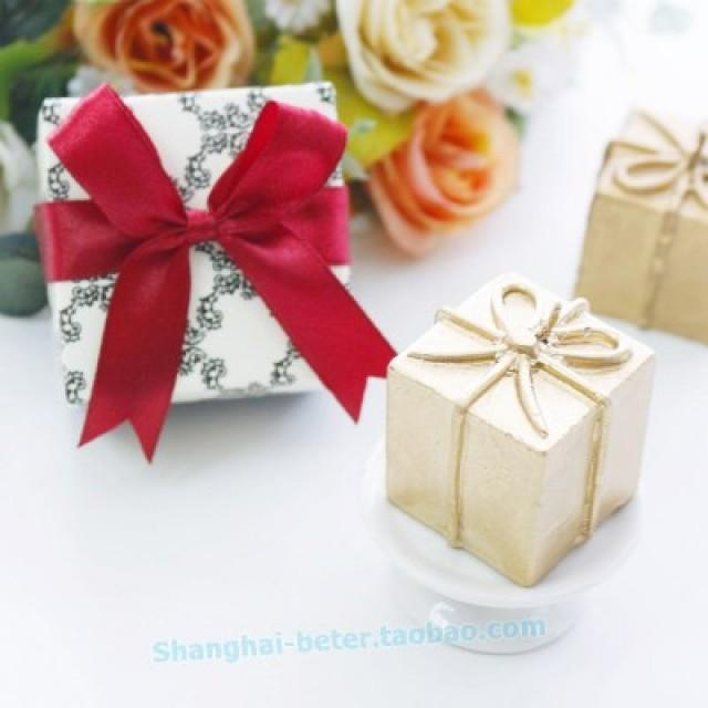 wedding photo - Cherry Blossom Candle Wedding Favor Bridal Favors LZ007/A  http://Shanghai-beter.taobao.com